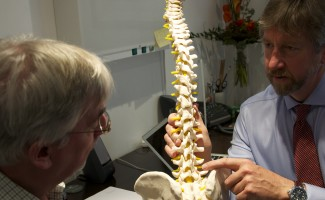 Back or Neck Pain